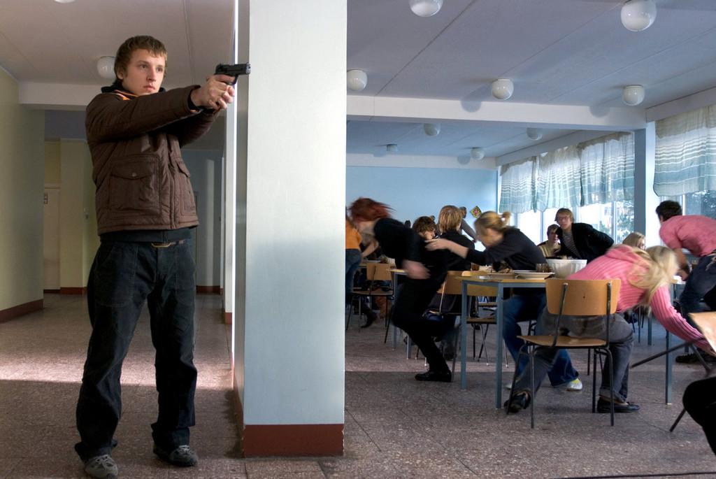 Школьный стрелок