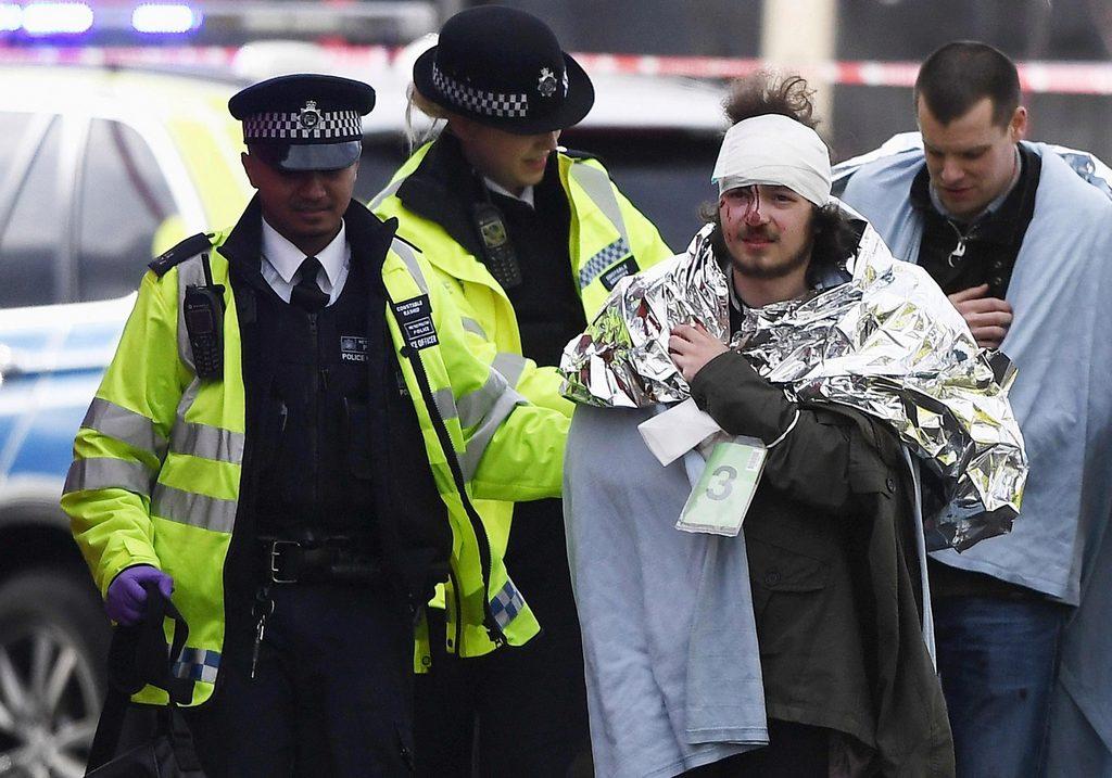 Жертва теракта в Лондоне, 2017