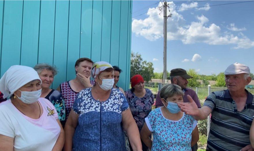 Жители Салтычков требуют прокурорской проверки.