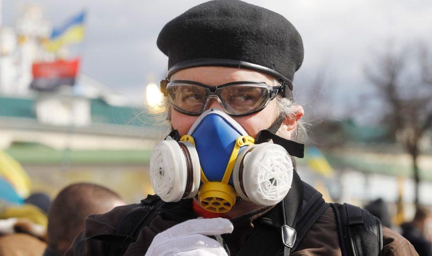 Украина в период эпидемии