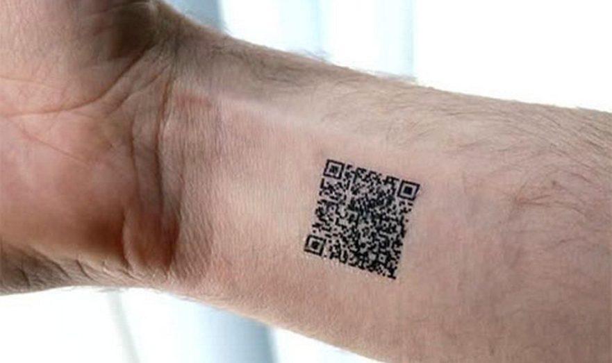 Москвичи смогут сходить в ресторан по временной татуировке с QR-кодом – ОСН