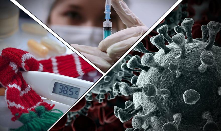Одновременная вакцинация от гриппа и коронавируса