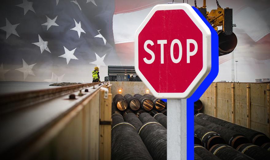 США и остановка «Северного потока - 2»